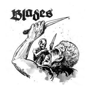BLADES-s/t LP