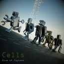 SCUM OF TOYTOWN-Cells LP