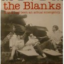 THE BLANKS-...if this had been an actual emergency... LP