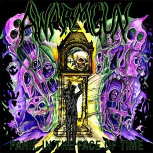 A WARM GUN-Panic in the Face of Time CD