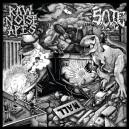 RAW NOISE APES/S.O.T.E.-Split 10''