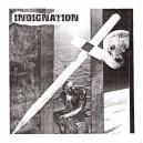INDIGNATION/URBAN THRASH-Split 7''